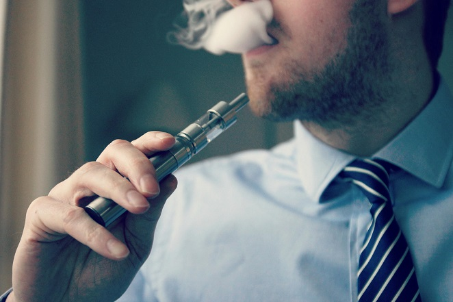 Smoking and Vaping Behaviors in Job Interviews