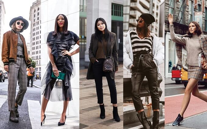 Fashion Influencers from Canada